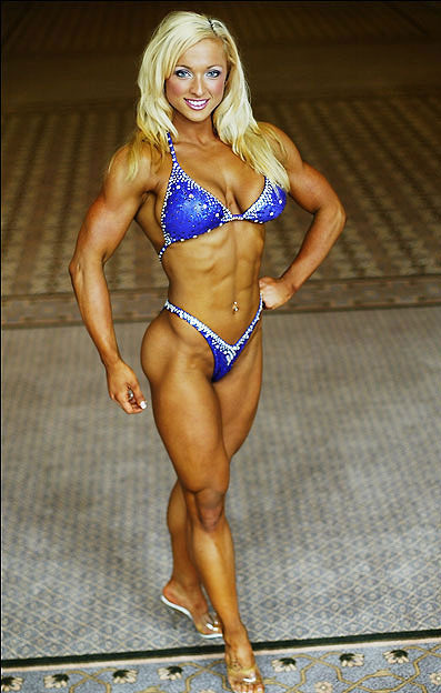erica-davidson-female-bodybuilder | Apex Muscle